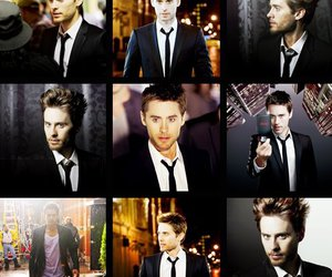 jared leto and suits image