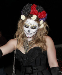beautiful, catrina, and day of the dead image