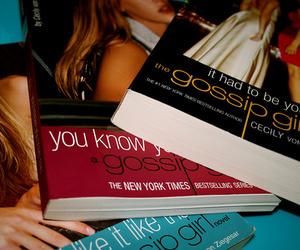 book, gossip girl, and blair waldorf image