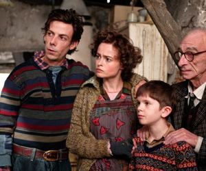 bucket, charlie and the chocolate factory, and helena bonham carter image