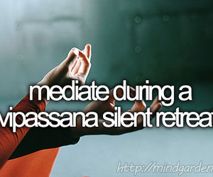before i die, dreams, and meditation image