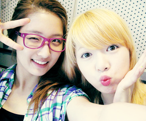 4minute, hyuna, and jihyun image