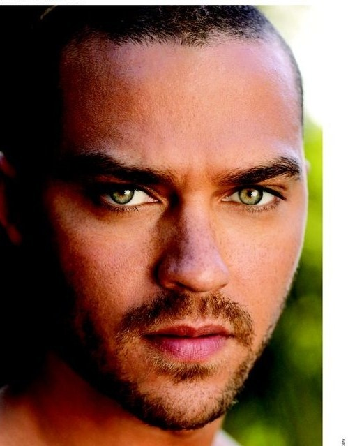 Jesse Williams Fansite shared by Sunshine ^^ on We Heart It