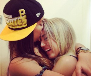 aww, bisexual, and blonde image