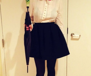 costume, Mary Poppins, and lauren conrad image