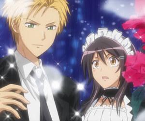misaki, kaichou wa maid-sama, and romantic image