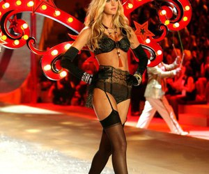 2012, Victoria's Secret, and Erin Heatherton image