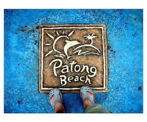 phuket and patong beach image