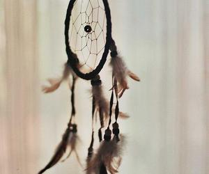 Dream, dreamcatcher, and beauty image