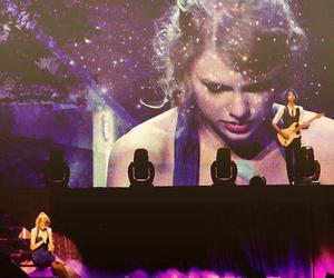 Taylor Swift, concert, and dear john image