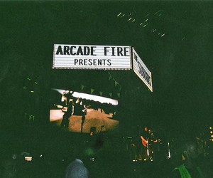 arcade fire and presents image