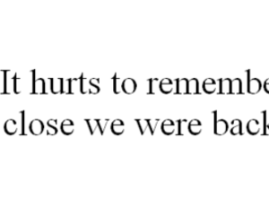 quote, hurt, and sad image