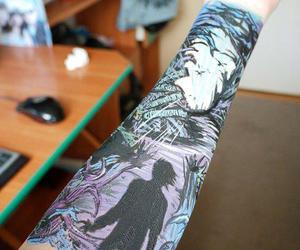 tattoo, a day to remember, and adtr image