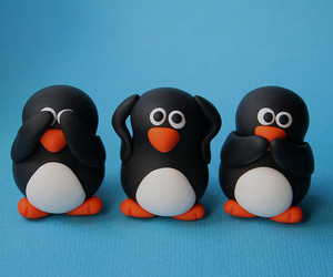 penguin and cute image