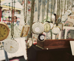 vintage, clock, and clocks image