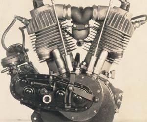 harley davidson and Motor image