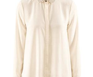 blouse, chiffon, and shirt image