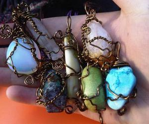 accessories and hippie image