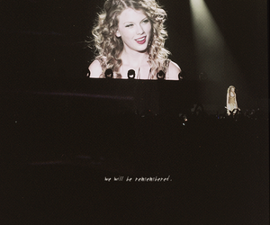 blonde, concert, and curls image