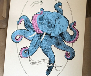 octophant image