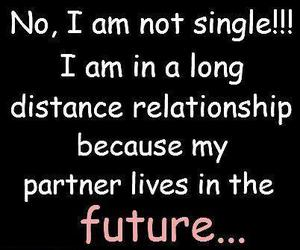single, future, and Relationship image