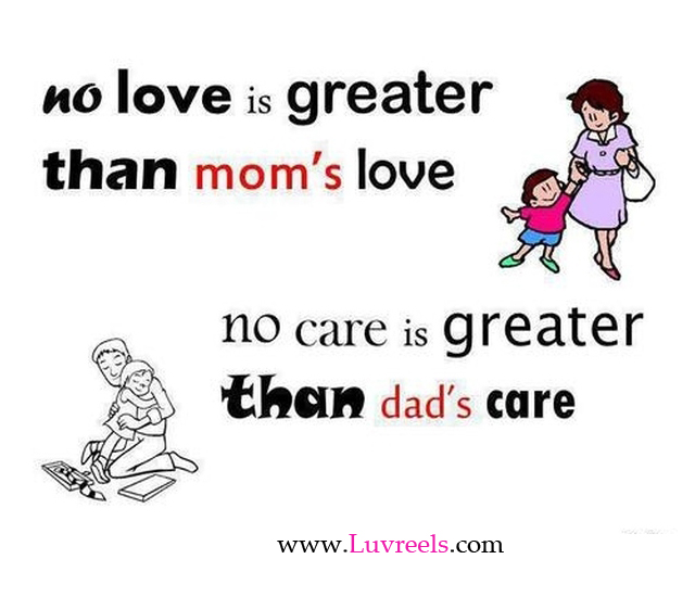 I Love My Parents Quotes And Sayings Bsctv