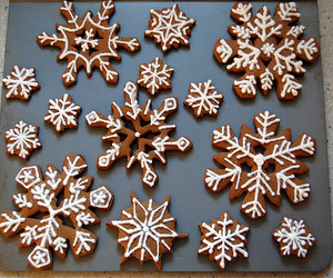 christmas, Cookies, and decorations image