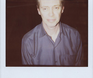 polaroid and Steve Buscemi image