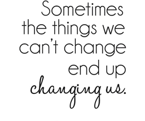 quote, love, and change image