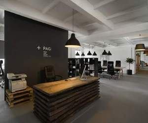 architecture, design, and Offices image
