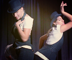 brittany, glee, and Hot image