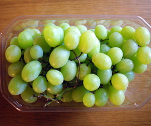 food, grapes, and fruit image