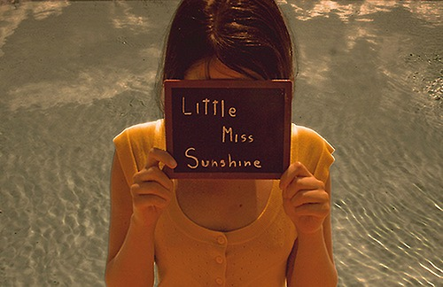 girl and little miss sunshine image