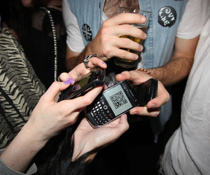 blackberry, party, and photography image