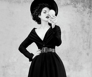 black, perfect, and dior image