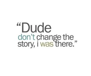 quote, dude, and story image