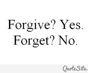 quote, forgive, and text image