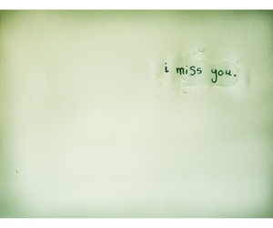 miss, you, and love image