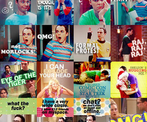 sheldon, tbbt, and the big bang theory image
