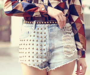 fashion, Hot, and studs image