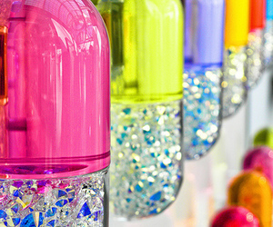 colorful, sparkly, and cute image