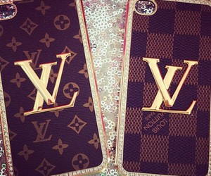 ;), iphone, and Louis Vuitton image