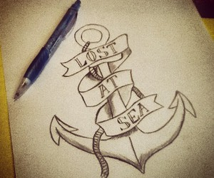 anchor, iphone, and phrase image