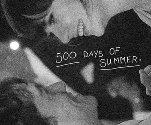 500 Days of Summer, couple, and summer image