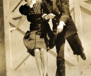 1930s, jump, and retro image