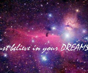 belive in your dreams image