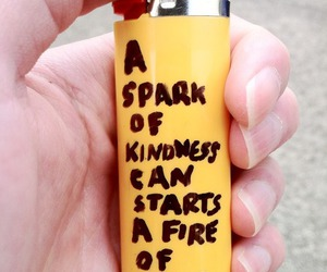 love, sparks, and quotes image