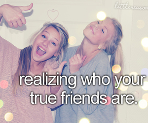 friends, true, and best friends image