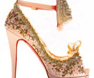 pink, pretty, and shoes image