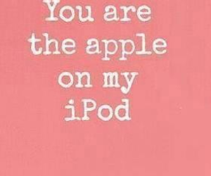 ipod and love image